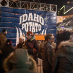 New Years Eve in downtown Boise 2015