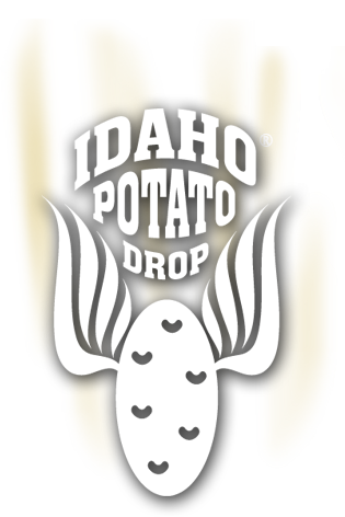 Idaho Potato Drop Logo
